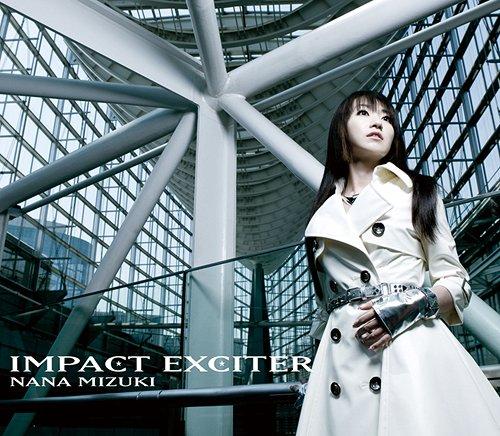 미즈키 나나 (水樹奈々) 앨범 8th 『 IMPACT EXC..