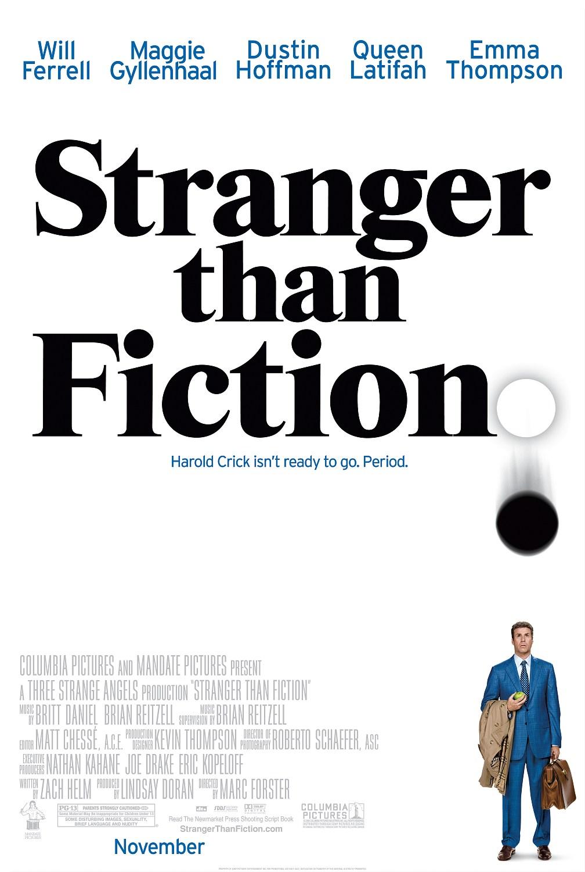 Stranger Than Fiction, 2006