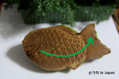 일본의 붕어빵,해부를 해 보니...