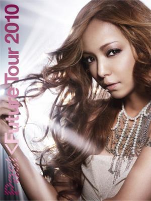 namie amuro PAST<FUTURE tour 2010 DVD/Blu..