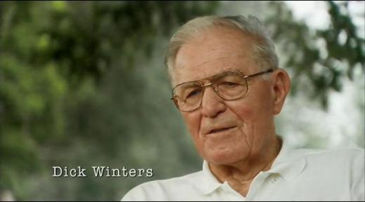 밴드 오브 브라더스 윈터스 소령 92세로 타계.