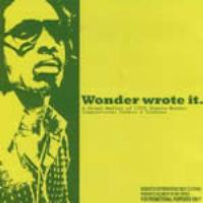 DJ SPINNA - Wonder Wrote It  Disc 1