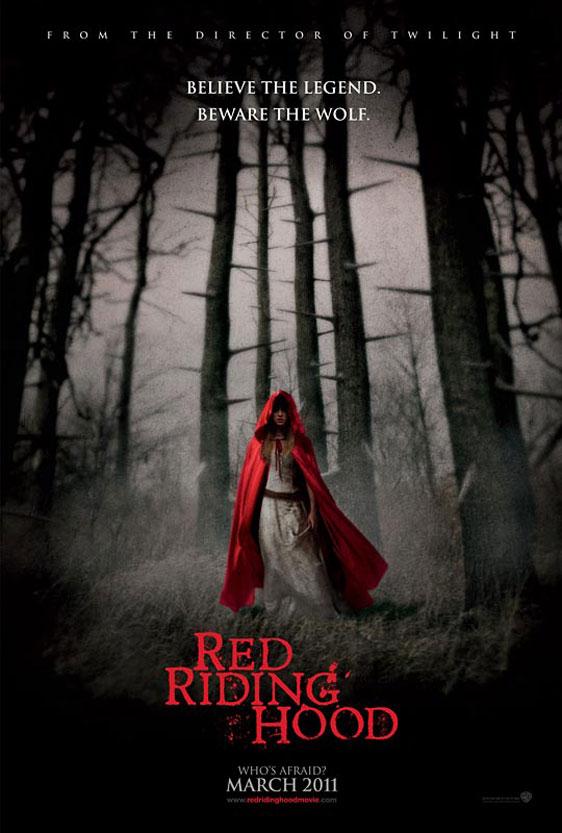 """아만다 세이프리드의 새 영화, """"Red Riding Hood.."""