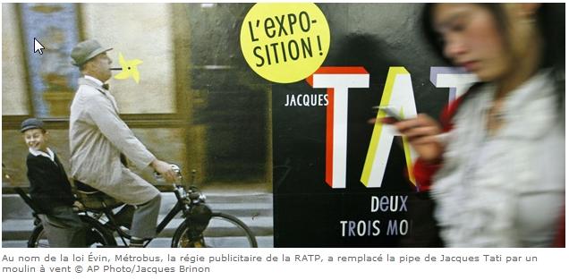 [프랑스]자크 타티의 흡연권이 보장되다! ^ ^