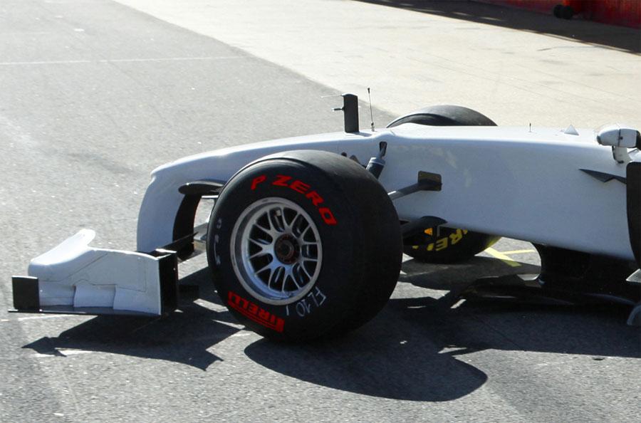 피렐리, 타이어 종류를 색상으로 구분하게 할 예정
