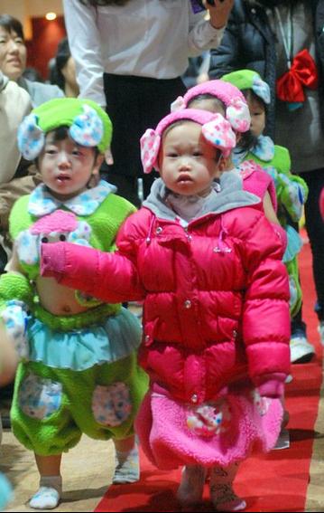 26개월 하영-어린이집 발표회