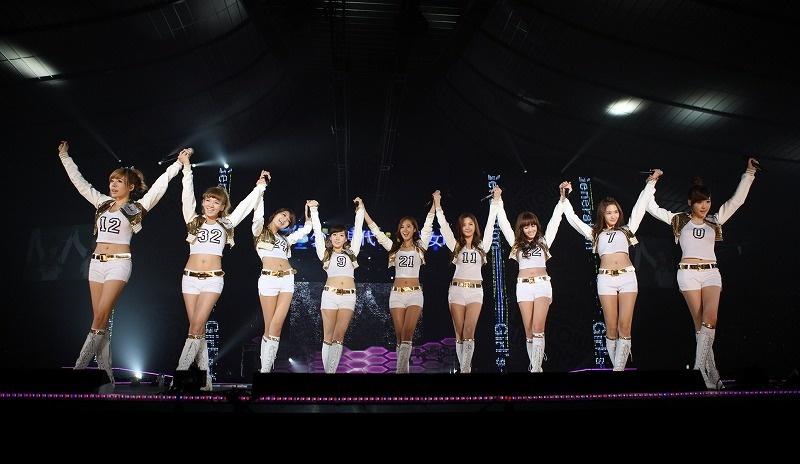 소녀시대 :: SMTOWN LIVE in TOKYO 보도사진 4장