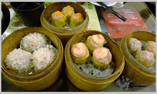[중국 음식] 만두 이야기 8 – 광동식 얌차와 딤섬