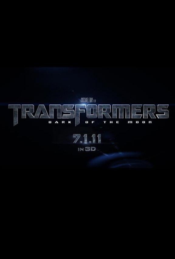 트랜스포머3 트레일러입니다.