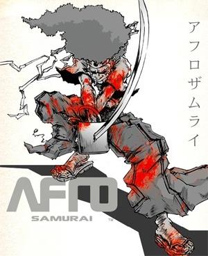 아프로 사무라이 (アフロサムライ Afro Samurai.2007)