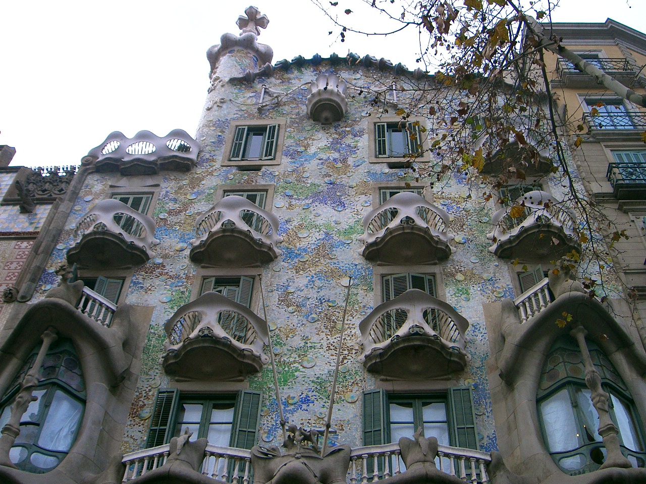 카사 바트요 (Casa Batllo)
