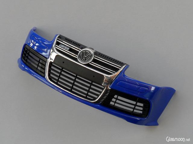 폭스바겐 골프 R32 (5): 프론트