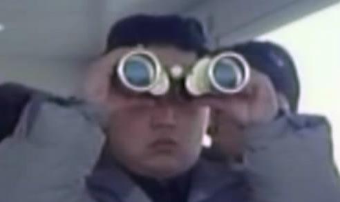 여러분, 이게 쌍안경입니다 쌍안경