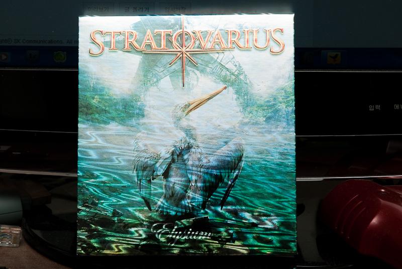 Elysium - Stratovarius / 2011
