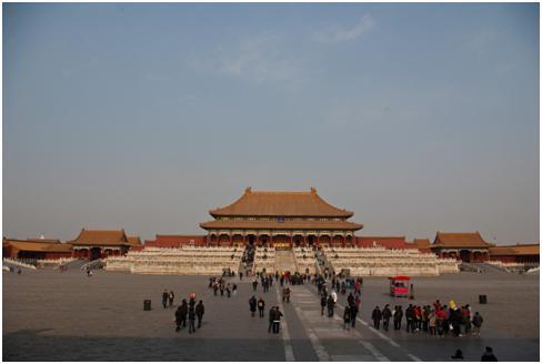 베이징 황제가 살던 그곳 고궁(故宫)