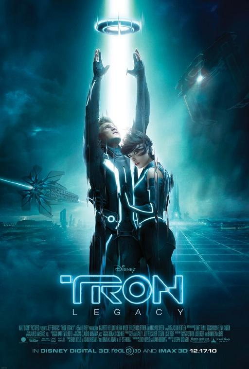 (리뷰) 트론: 새로운 시작 (Tron: Legacy, 2010)