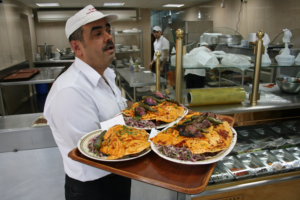 친절한 아저씨가 반겨주는 터키 레스토랑