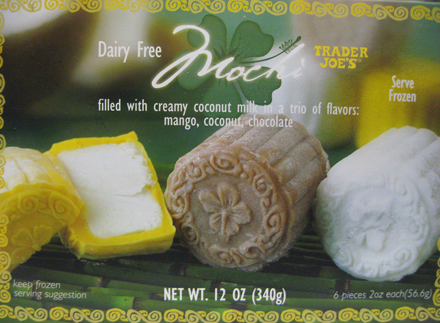 Trader Joe's_Mochi Ice Cream