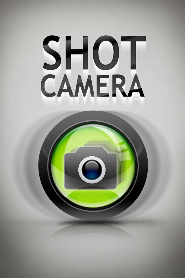 [아이폰] 연사와 무음 카메라 어플~!! Shot Camera