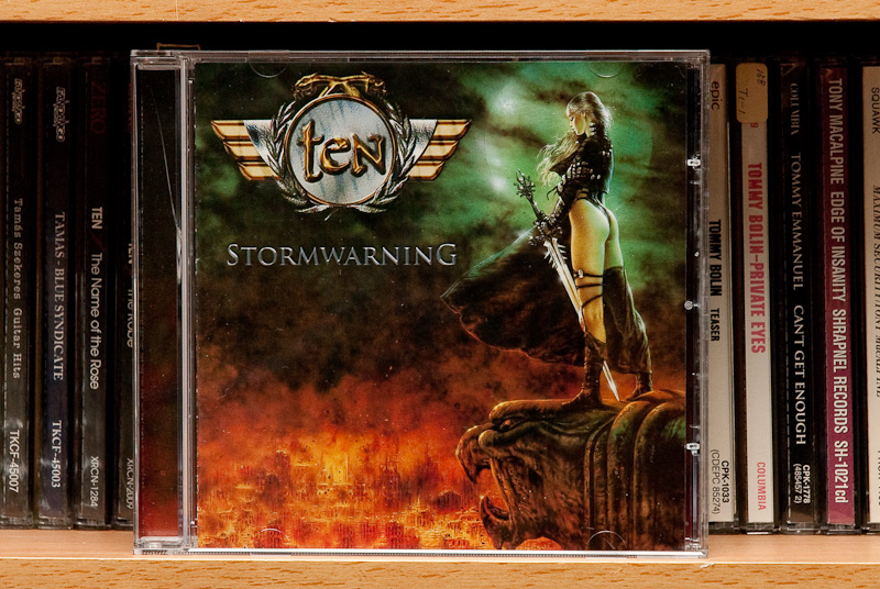 Stormwarning - Ten / 2011