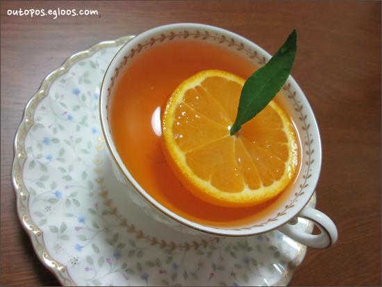 사파이어 로즈 & 큐티로즈 & tea