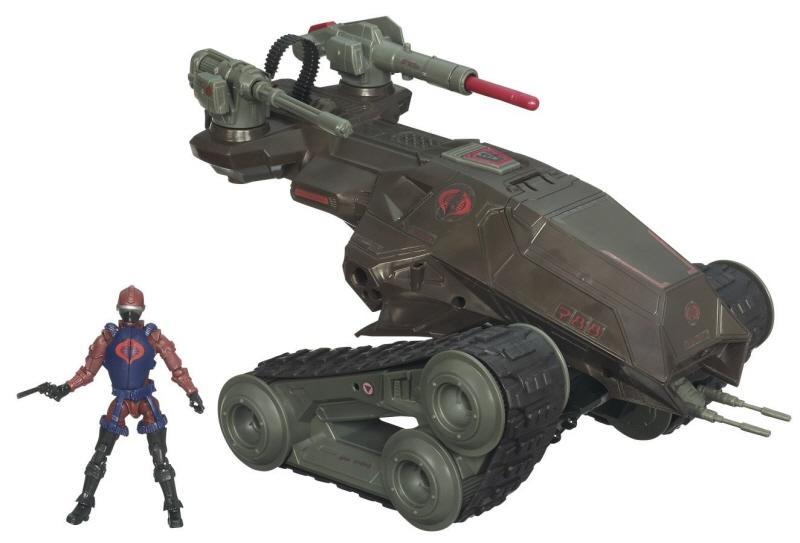 [G.I.Joe] 코브라 히스(H.I.S.S.) 탱크 Ver.5