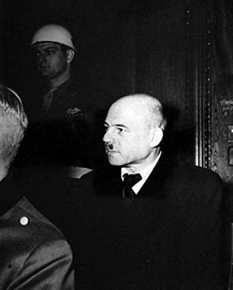 프리츠 자우켈 Fritz Sauckel -나치 독일의 외국인..