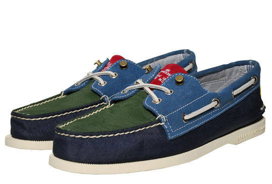 - Band of Outsiders x Sperry Top-Sider Au..