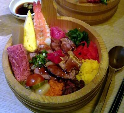 일본식 도시락 미야비