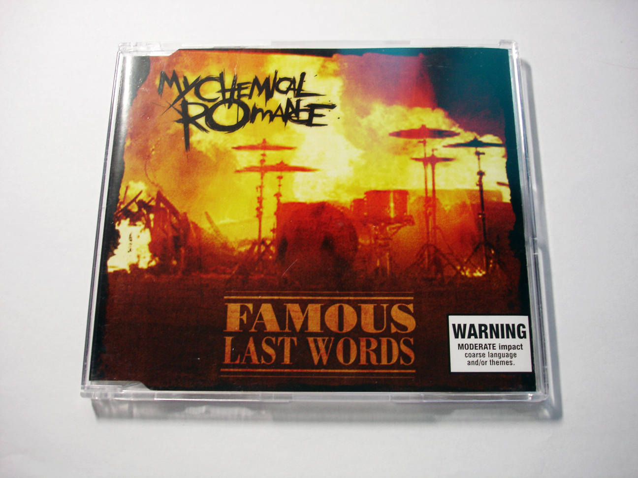 (single) Famous Last Words – My Chemic..