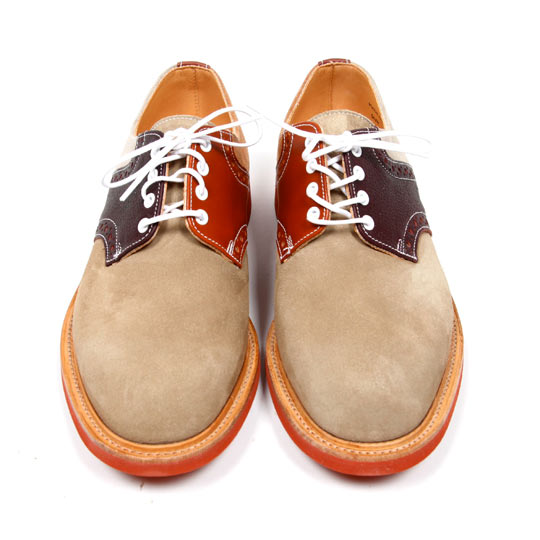 - Mark Mcnairy Multi Saddle Shoe