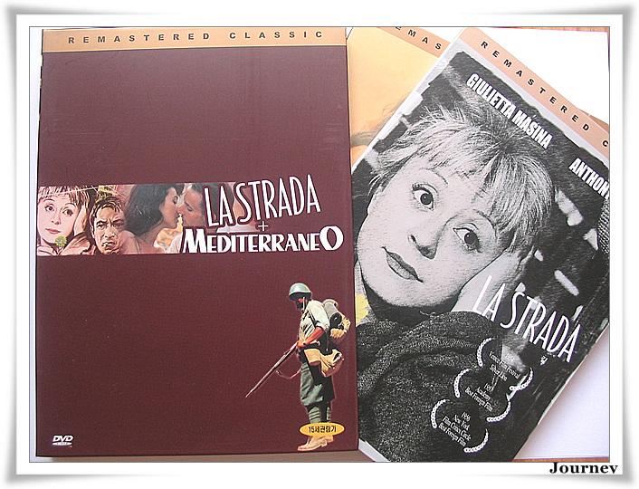 길(La Strada, 1954)+지중해(Mediterraneo, ..