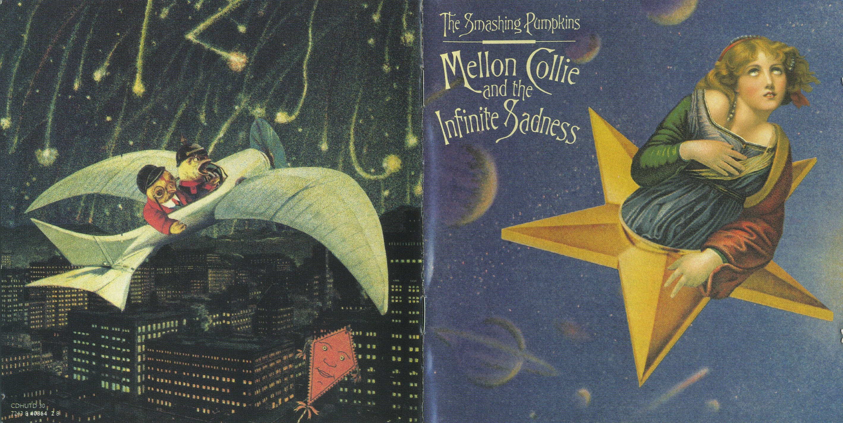 The Smashing Pumpkins - Mellon Collie And..