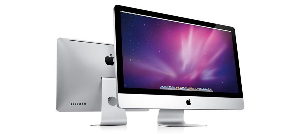 iMac 업데이트 2011