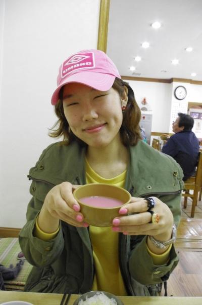 2011 04 29 문경새재 - 오미자막걸리