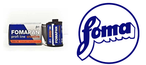 FOMAPAN Repackaging