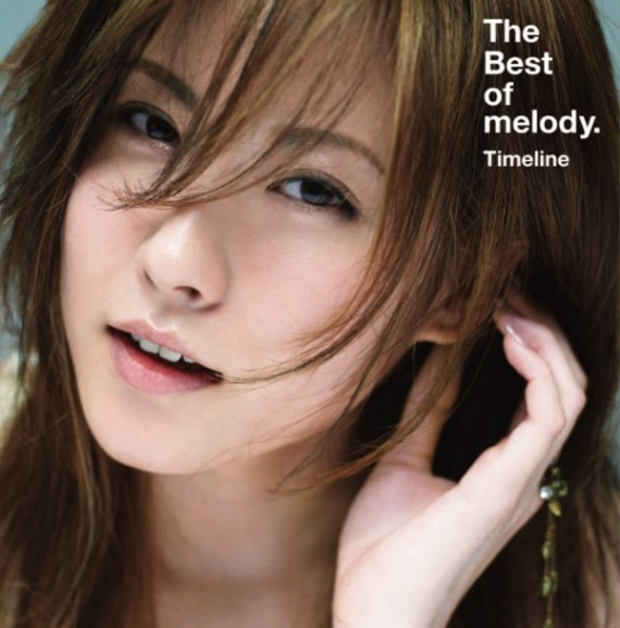 melody. - The Best of melody.~Timeline~