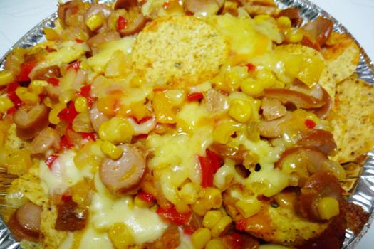 치즈 나쵸 cheese nacho