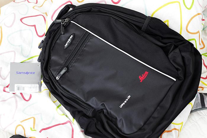 라이카 가방 자랑