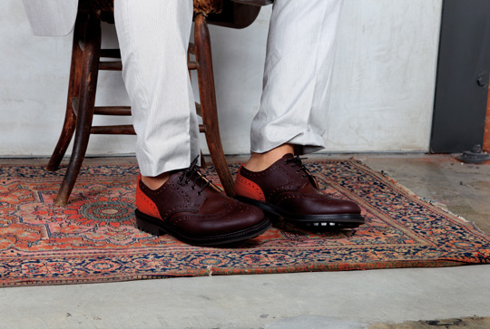 - Mark McNairy for Union Los Angeles Summ..