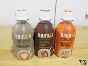 도토루 커피! 갸또 쇼콜라~  2+1 행사!! 세븐일레븐