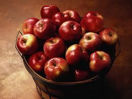커네티컷의 가을: Red Delicious Apples
