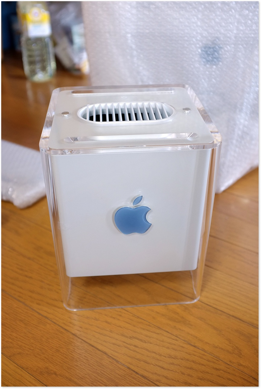 올드맥 Power Mac G4 Cube
