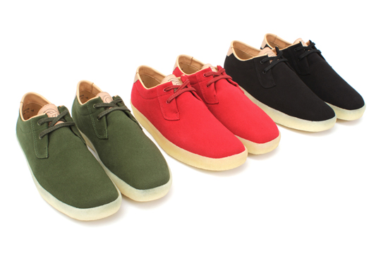 - Clarks x Concepts Ashcott Collection