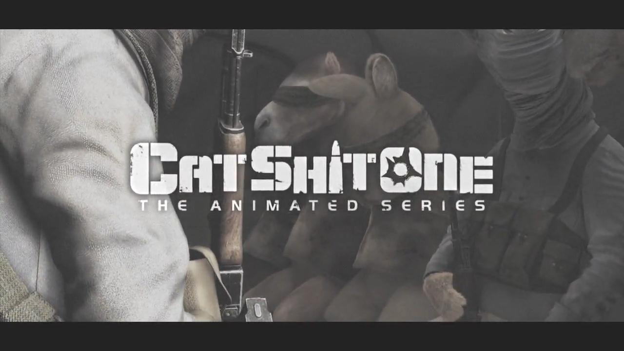 [애니] Cat Shit One : THE ANIMATED SERI..