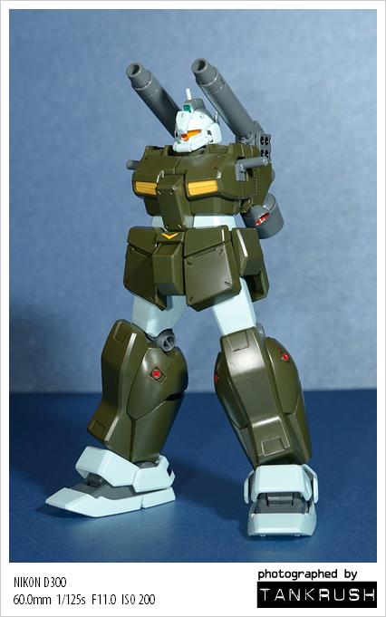 [HGUC] RGC-83 GM CANNON Ⅱ #1