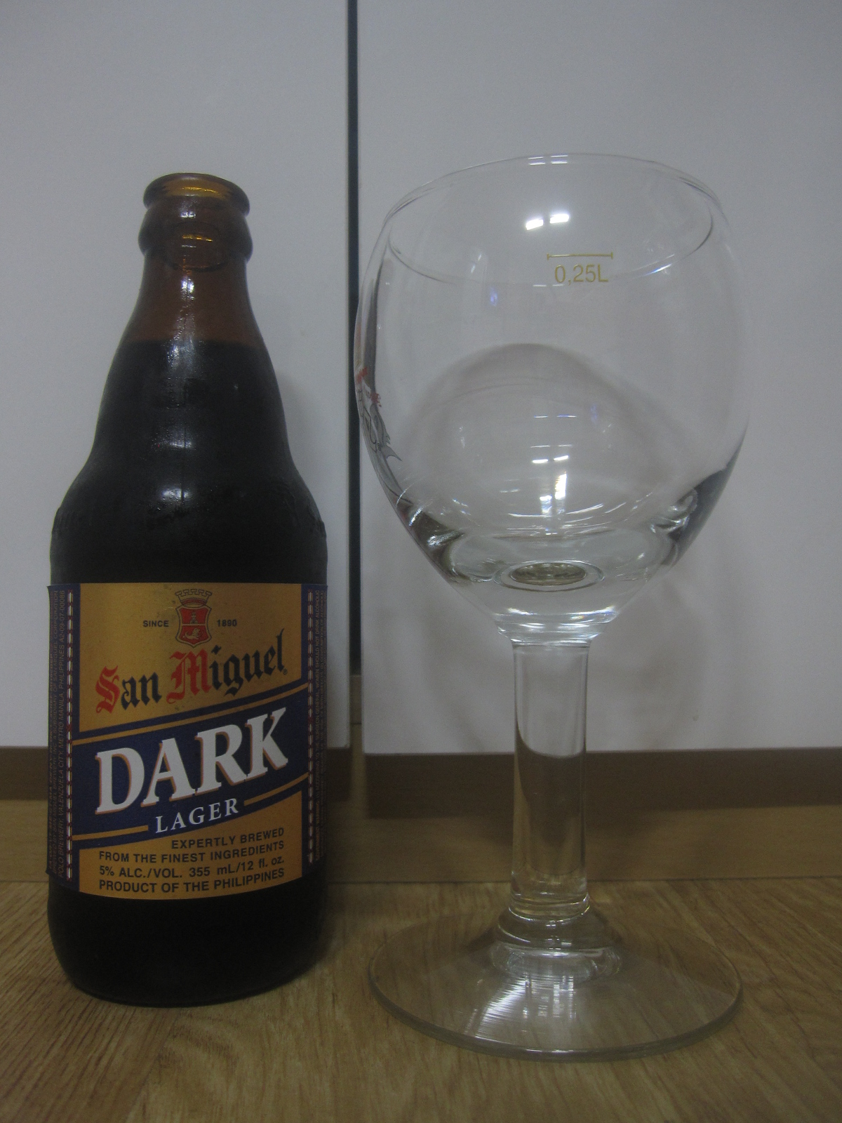 [필리핀] San Miguel Dark Larger(산미구엘 ..