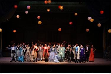 매일 새로운 것을 창조한다, tvN 오페라스타