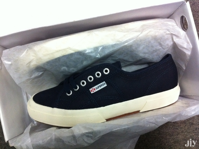 Superga 2750 for S.O.U.
