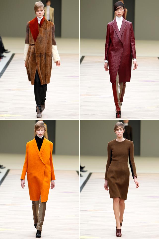 [2011F/W 컬렉션] 셀린느 CELINE/ Ready to wear